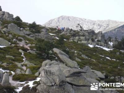 Ruta por el valle de Fuenfría, Siete Picos; rutas senderismo guadarrama; equipo para senderismo